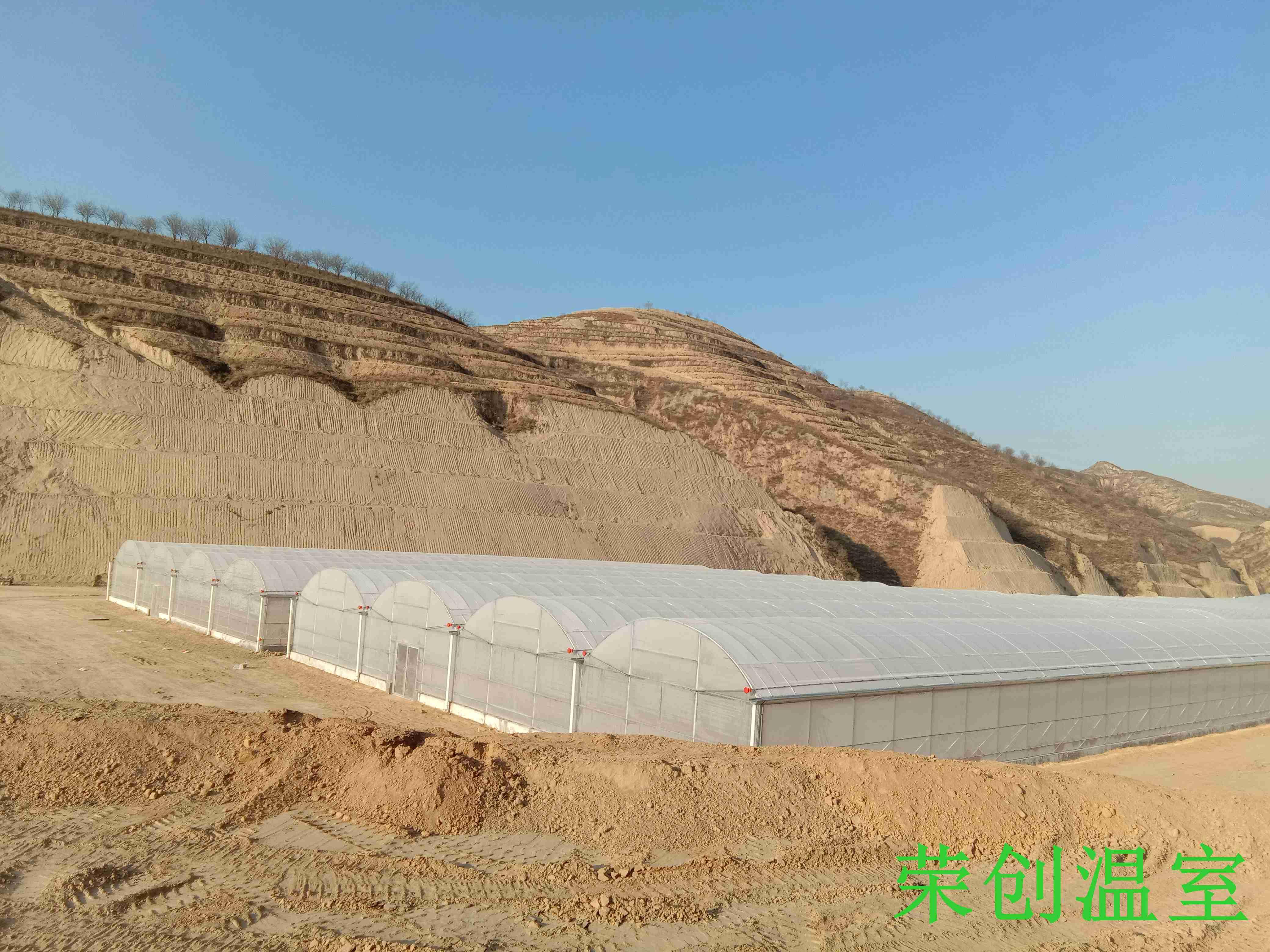 【荣创温室】湖北温室厂家 温室大棚灌溉系统技术