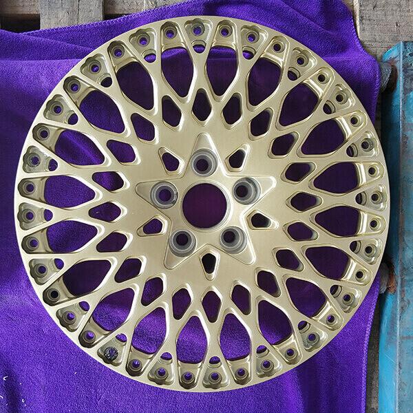宝马X7锻造轮毂